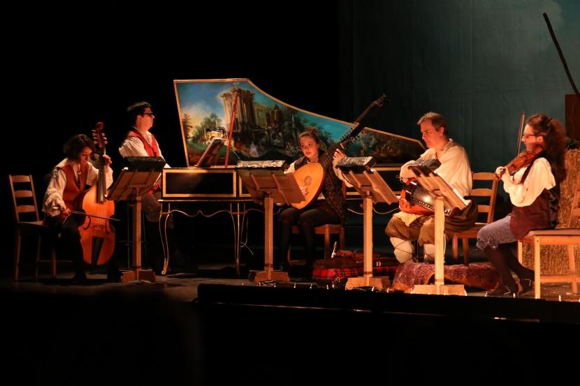 La musique baroquefrançaise