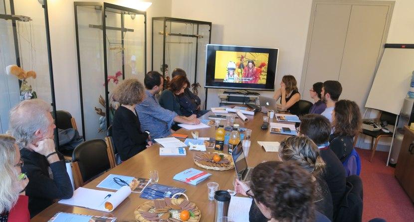Formation des enseignants partenaires au Centre de musique baroque deVersailles