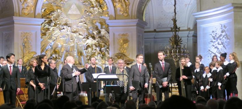 Des associations de Trappes au concert Le Voeu de Louis XIII à la Chapelle royale deVersailles