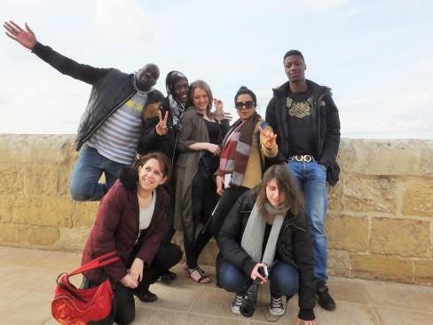 01.2017 voyage culturel Malte E2C