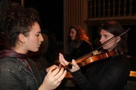 01.2017 voyage Malte rencontre stagiaires E2C et artistes