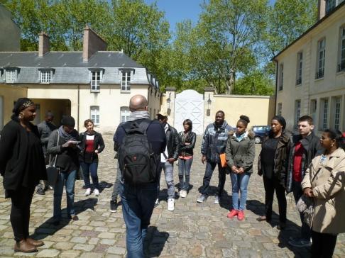 09.05.17 visites de Versailles Ancien Régime à République ASL Fedde AHB 2