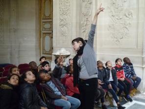 11.05.17 journée à Versailles élèves de l'école Henri Wallon 4