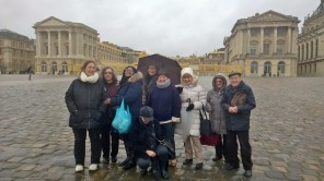 12.02.17 visite et JM château de Versailles Mémoire de Trappes