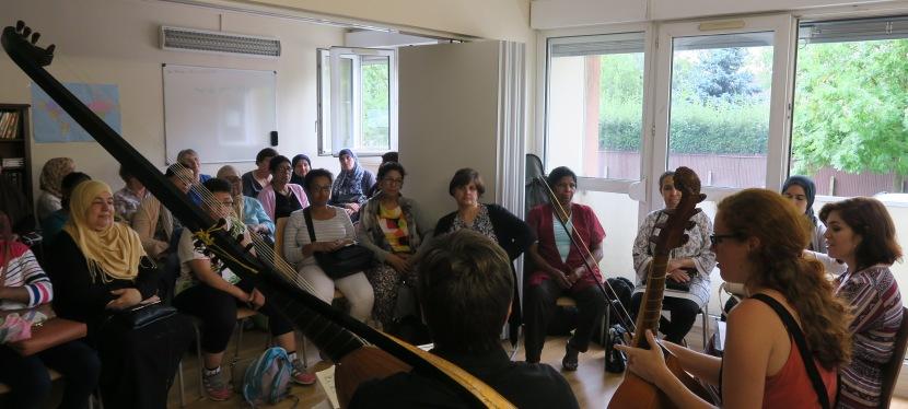 Concert pédagogique mardi 27 juin à laMissPop'