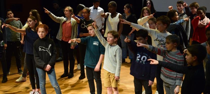 Générations Lully dévoile les coulisses de création de Baptiste ou l'opéra desfarceurs